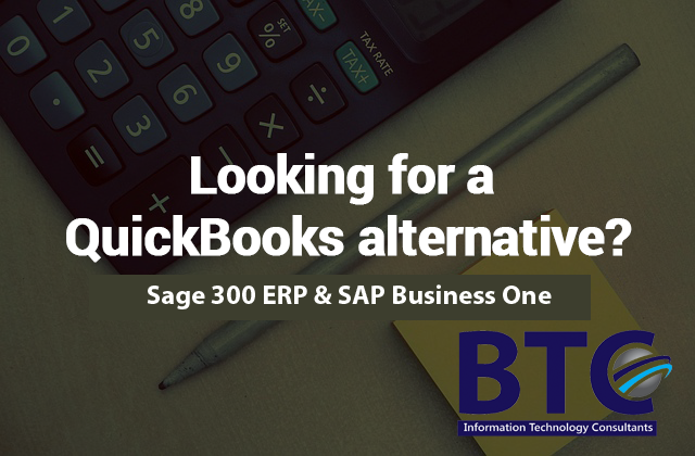 The QuickBooks Replacement Alternatives