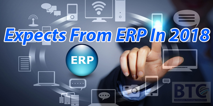What To Expect From ERP Software In 2018?
